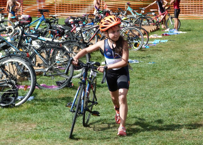 Heart Racer Junior Triathlon